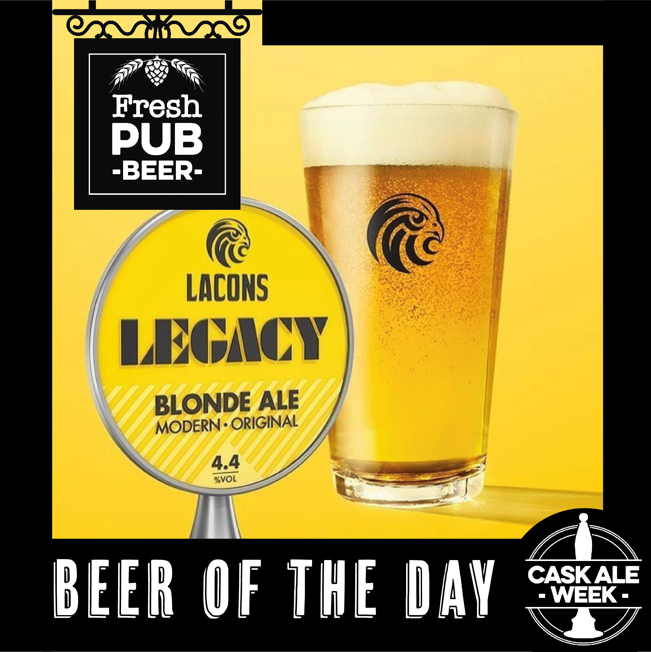 Cask Ale Week 2020, Legacy In The Limelight.