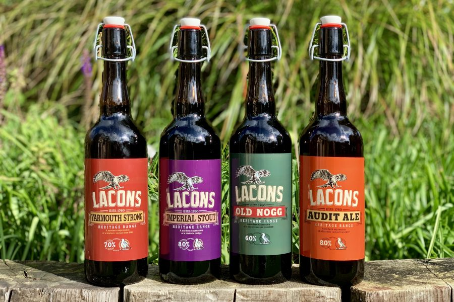 Lacons Aged Collection