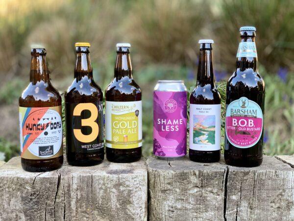 Brewers Choice Mixed Beer Box