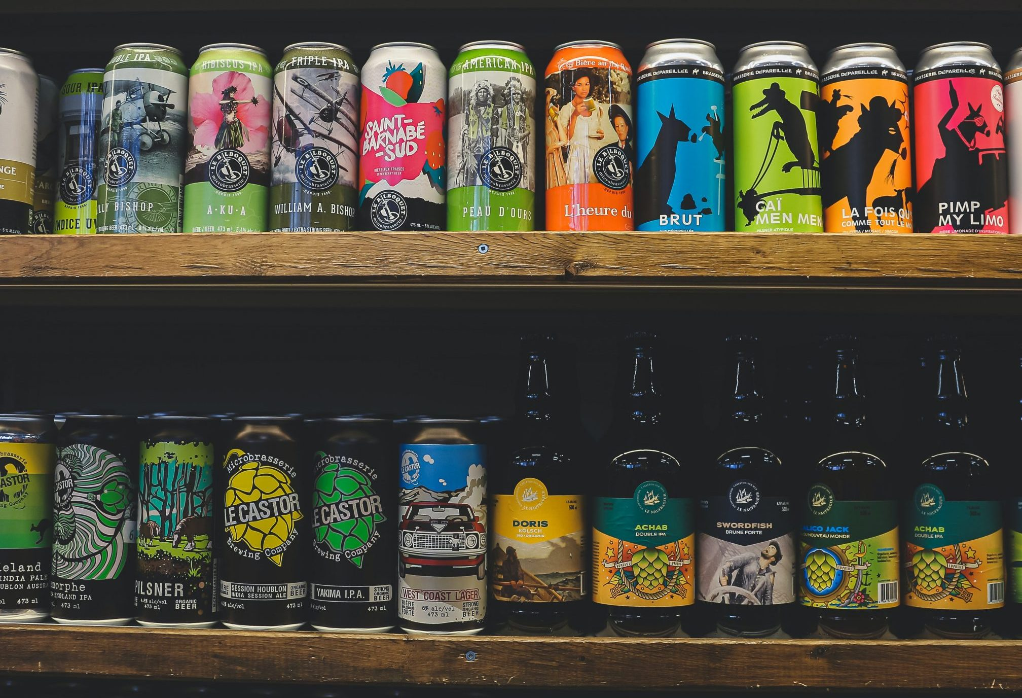 Beer Cans Shop