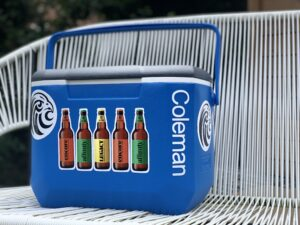 Cool Box With Lacons Sticker Pack